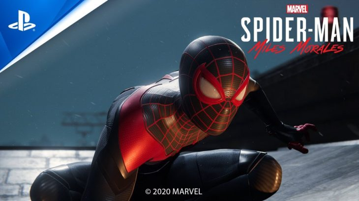 Marvel's Spider-Man: Miles Morales – Gameplay Demo   PS5