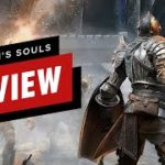 Demon's Souls Remake Review (PS5) #PS5
