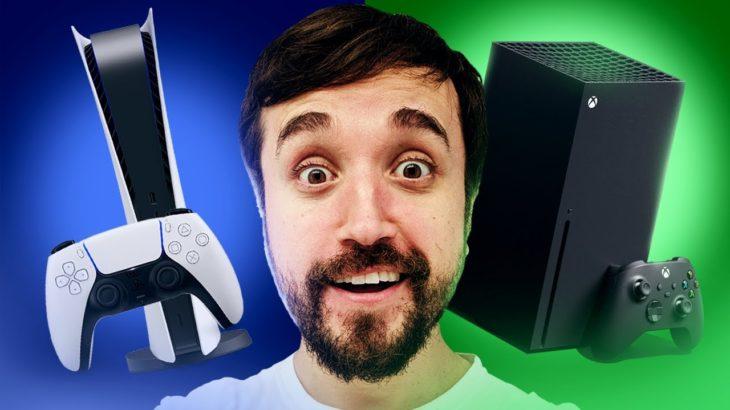 PS5 e XBOX SERIES – A NOVA GERAÇÃO DE CONSOLES #PS5 #Xbox #レビュー