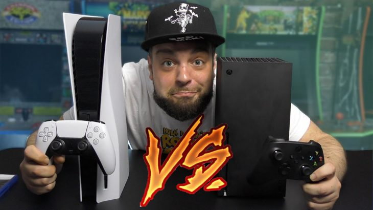PS5 vs Xbox Series X – Which Is The BETTER Console? #PS5 #Xbox #レビュー