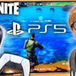 PS5でフォートナイト遊んだら画質良すぎて言葉を失うwww #PS5 #フォートナイト