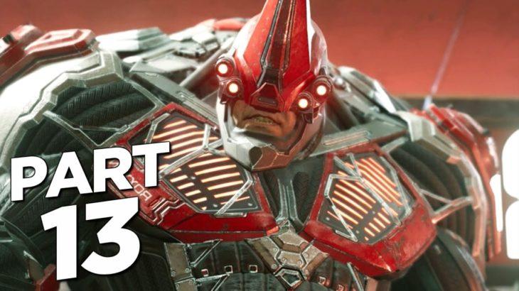 SPIDER-MAN MILES MORALES PS5 Walkthrough Gameplay Part 13 – RHINO BOSS (Playstation 5) #PS5 #GamePlay