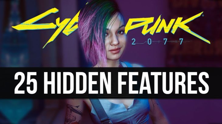 25 More Secret Features Cyberpunk 2077 Never Tells You About (Tips & Tricks)
