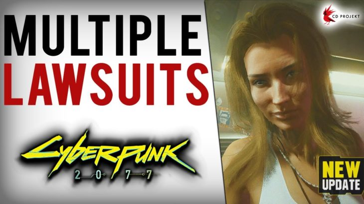 4 Law Firms Sue CDPR Over Cyberpunk 2077 Disaster! Devs SLAM Journalist Hit-Piece, 15GB Update, Etc.