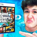 Así es JUGAR GTA 5 en PS5! (PlayStation 5)