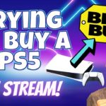 Attempting to Buy the PS5 or Xbox from Best Buy – PlayStation 5 Stream