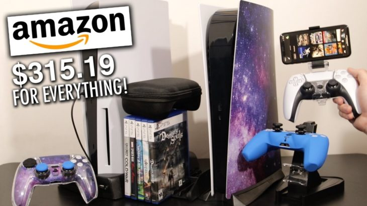 """Buying """"Cheap"""" PS5 Accessories From Amazon: Are They Worth It?"""