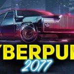 CYBERPUNK 2077 ☀ Самая крутая тачка в игре это Василиск (RTX 3080) ☀ Часть 7
