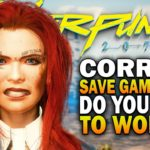 Can You Corrupt Your Save Game In Cyberpunk 2077 – Do You Need To Worry?