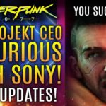 Cyberpunk 2077 – CD Projekt CEO Is Now FURIOUS With Sony For Removing Game From PS5 and PS4 Store!