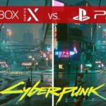 Cyberpunk 2077 Comparison – Xbox Series X vs. Xbox Series S vs. Xbox One S vs. PS5 vs. PS4