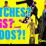 Cyberpunk 2077: Glitches and Bugs and Dildos, Oh My! with Adam Sessler