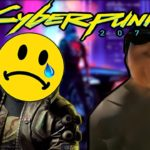 Cyberpunk 2077 Is a COMPLETE DISASTER!!