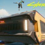 Cyberpunk 2077   NEXT GEN TRAIN TRAVEL