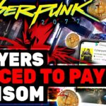Cyberpunk 2077 Players TRICKED Into Paying THOUSANDS In Ransom & CD Projekt Red Gets Sued By 4 Firms