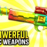 Cyberpunk 2077 – Top 10 POWERFUL Iconic Weapons YOU NEED! (BEST WEAPONS)