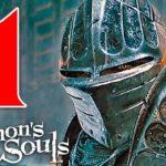 DEMON'S SOULS PS5  [Walkthrough Gameplay ITA PS5 – PARTE 1] – REMAKE CAPOLAVORO!