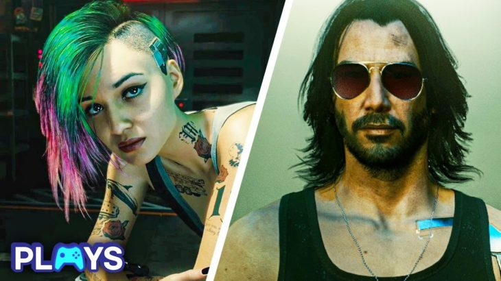 Every Important Cyberpunk 2077 Character Explained