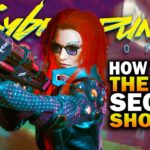 How To Get The Best Secret Legendary Iconic Shotgun In Cyberpunk 2077