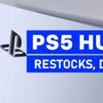 PS5 Hunt – RESTOCKS, DROPS – TRACKING LIVE