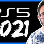 PS5 : Les jeux les plus attendus de 2021 🔥
