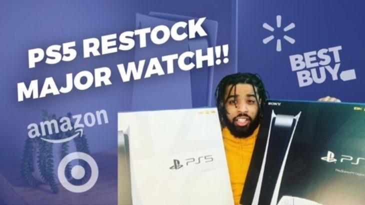SECURE YOUR PS5/XBOX!!  RESTOCK AFTER CHRISTMAS, MAJOR TARGET RESTOCK/DROP RUMOR!!!