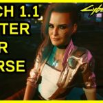 Cyberpunk 2077 AFTER Update 1.1 – Disappointing.. PS4 & Xbox One Patch 1.1 Cyberpunk Gameplay