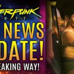 Cyberpunk 2077 – Big News Update!  No Freaking Way!  Modders Take It Too Far! GameStop Stock Info!