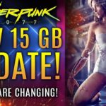 Cyberpunk 2077 – New 15gb Patch Is Here!  Things Are Changing! Elon Musk Influences CD Projekt Stock