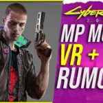 Cyberpunk 2077 News – Multiplayer Heists & Deathmatch, VR & TPP Mods, Rumors Debunked & Apology!