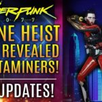 Cyberpunk 2077 – Online Heist Mode Revealed By Dataminers!  Huge Update!