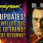 Cyberpunk 2077 – Patch 1.1 Update, Jackie Prequel DLC Begins To Trend! Crowbcat Returns!
