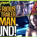 Cyberpunk 2077: SECRET MYSTERY TEASER TRAILER LADY FOUND IN GAME – Secret Mission – Melissa Rory