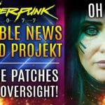 Cyberpunk 2077 – Terrible News For CD Projekt RED…Future Patches Require Review and Oversight