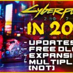 Cyberpunk 2077 in 2021! WHAT TO EXPECT! (DLCs, Expansion, Updates and not Multiplayer)