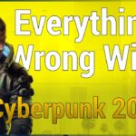 GAME SINS   Everything Wrong With Cyberpunk 2077