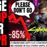 MASSIVE Drop In Cyberpunk 2077 Players! | Dev Gives MAJOR Info On CD Projekt Red's Plans