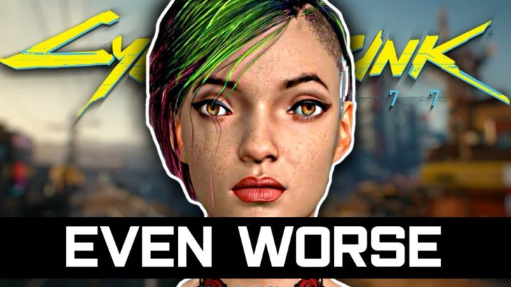 New Cyberpunk 2077 Patch Just made the game Worse…