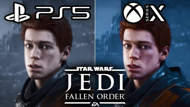 PS5 players NOT HAPPY! BIG difference for Jedi Fallen Order on PS5/Xbox!