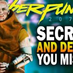 Secrets And Details You Missed In Cyberpunk 2077