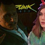 The Heist (Joy & Sadness w/ Jackie) | Cyberpunk 2077 Pt. 4 | Marz