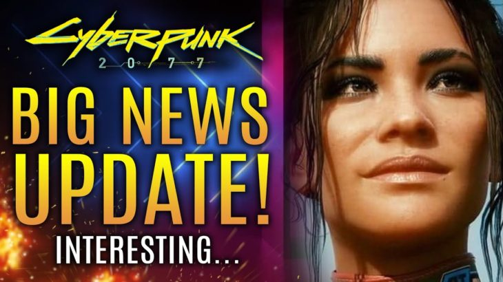 Cyberpunk 2077 – Big News Update! CDPR Reveals Future Intent and Goes on Hiring Spree!