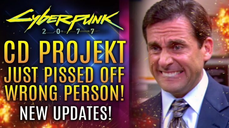 Cyberpunk 2077 – CDPR Just Pissed Off The Wrong Person!  YIKES!  Plus New PS5 and Days Gone on PC!