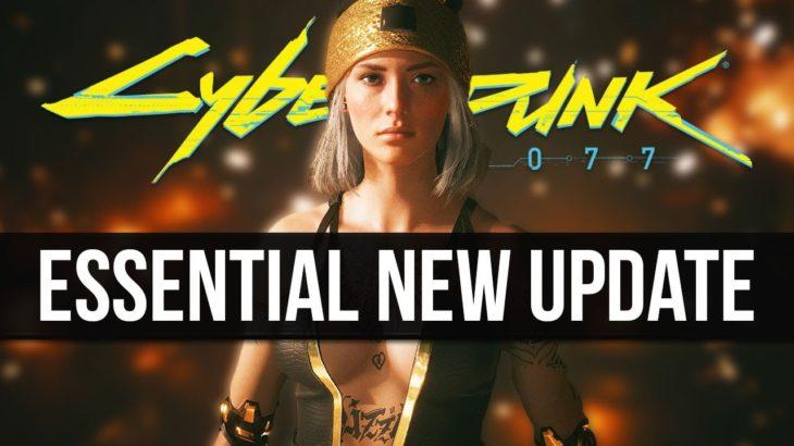 Cyberpunk 2077 Just Got a Critical New Hotfix Update