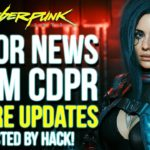 Cyberpunk 2077′ New Update From CDPR & Hackers Actually Did It – Future Updates Possible Delays
