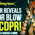 Cyberpunk 2077 News – CDPR Employees Have Data Stolen,  Loans Being Taken & More!