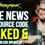 Cyberpunk 2077 Very Bad News- Major Game Leak Following Ransomware Attack & Take-Two CEO Speaks Up!