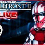 Entspannt Star Wars zocken! 🔴 Star Wars Battlefront 2 // PS5 Livestream
