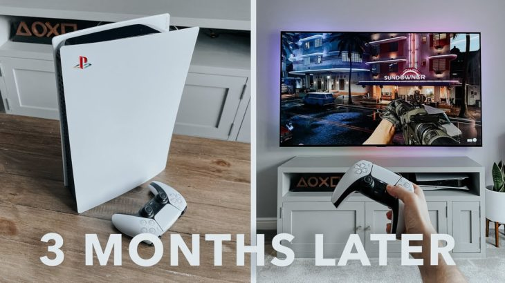 PS5: 3 Months Later Review