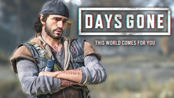 ЖИЗНЬ ПОСЛЕ НА PS5 ➤ DAYS GONE ➤ СТРИМ